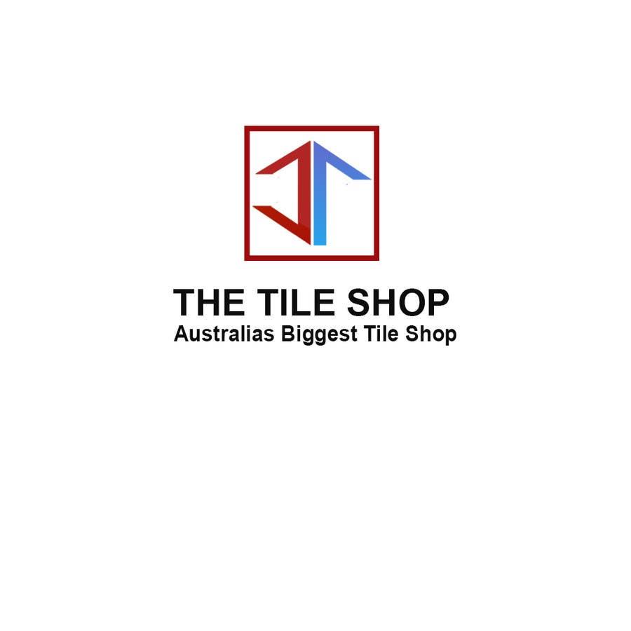 Entry #99 by faisals7 for TheTileShop com au logo | Freelancer