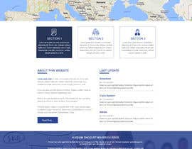 """#23 for Design a 3+1 pages Website Mockup (""""Pledge Viewer"""") by aryamaity"""