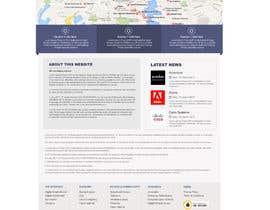 """#29 for Design a 3+1 pages Website Mockup (""""Pledge Viewer"""") by codeunderground"""