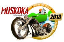 Contest Entry #66 for Logo Design for Muskoka Motorcycle Rally
