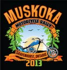 Contest Entry #40 for Logo Design for Muskoka Motorcycle Rally