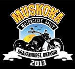#65 for Logo Design for Muskoka Motorcycle Rally by OliveDesigns
