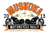 #71 for Logo Design for Muskoka Motorcycle Rally by OliveDesigns