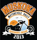 Contest Entry #48 for Logo Design for Muskoka Motorcycle Rally