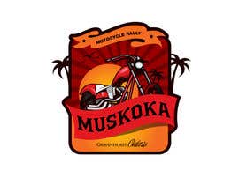 #62 for Logo Design for Muskoka Motorcycle Rally by Bkreative