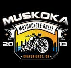 Contest Entry #45 for Logo Design for Muskoka Motorcycle Rally