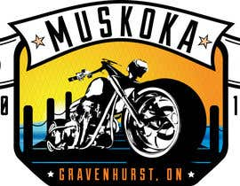 #39 cho Logo Design for Muskoka Motorcycle Rally bởi KVdesigns
