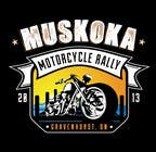 #47 for Logo Design for Muskoka Motorcycle Rally by KVdesigns