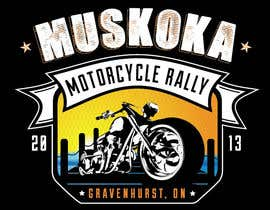 #47 cho Logo Design for Muskoka Motorcycle Rally bởi KVdesigns