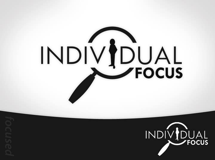 Penyertaan Peraduan #                                        560                                      untuk                                         Logo Design for Individual Focus