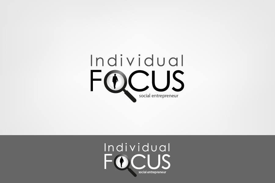 Penyertaan Peraduan #                                        281                                      untuk                                         Logo Design for Individual Focus