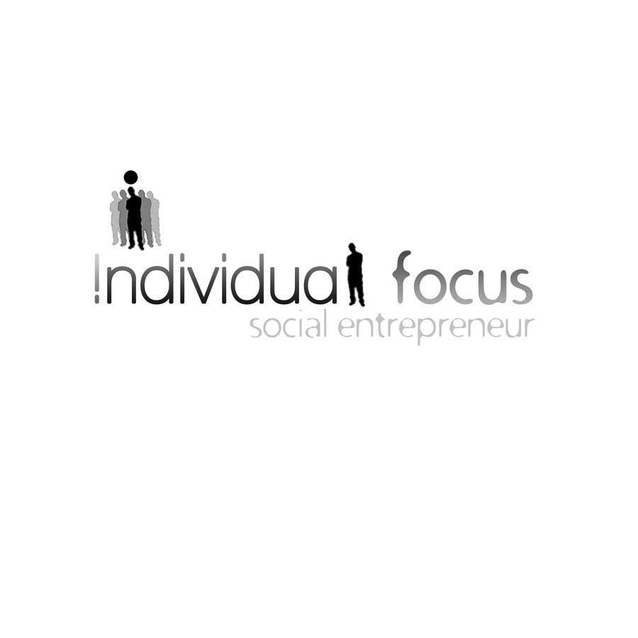 Penyertaan Peraduan #                                        461                                      untuk                                         Logo Design for Individual Focus