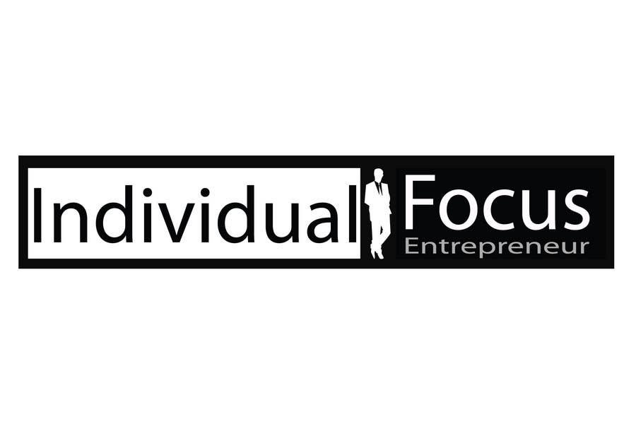 Penyertaan Peraduan #                                        364                                      untuk                                         Logo Design for Individual Focus