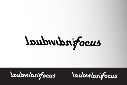 Penyertaan Peraduan #                                        551                                      untuk                                         Logo Design for Individual Focus