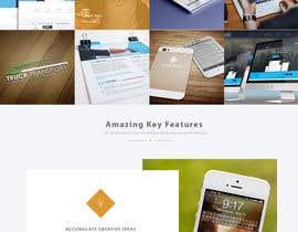 #10 for Design a Website Mockup (Design ideas not HTML) by SwiftTech3