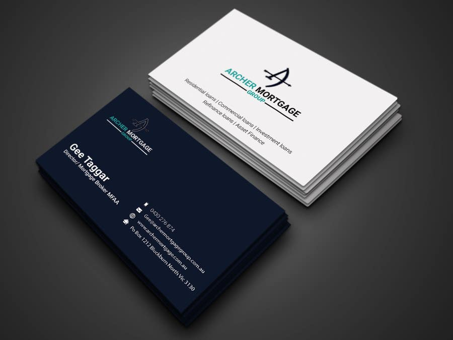 Entry #7 by sabuz07 for Fix my Business Card | Freelancer