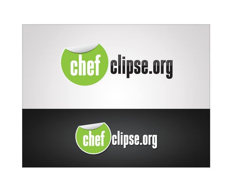 Penyertaan Peraduan #1061 untuk Logo Design for chefclipse.org