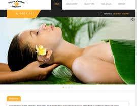 shanu19 tarafından Create website Layout for my Beauty Center için no 4