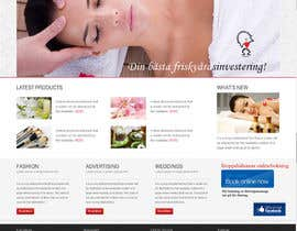 lassoarts tarafından Create website Layout for my Beauty Center için no 10