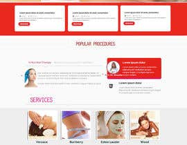 lassoarts tarafından Create website Layout for my Beauty Center için no 12