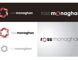 #319 para Logo Design for Ross Monaghan por Bkreative