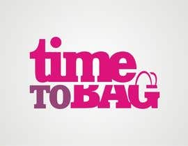 #182 pentru Logo Design for TIME TO BAG de către dyv