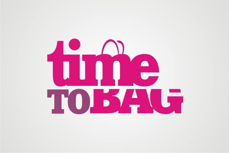 Kilpailutyö #183 kilpailussa Logo Design for TIME TO BAG
