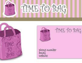 #39 pentru Logo Design for TIME TO BAG de către Doubletstudio