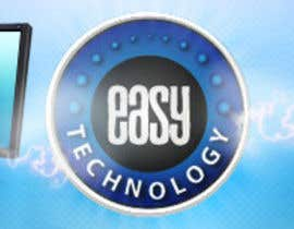 #39 para Banner Ad Design for Easy Technology por MishAMan