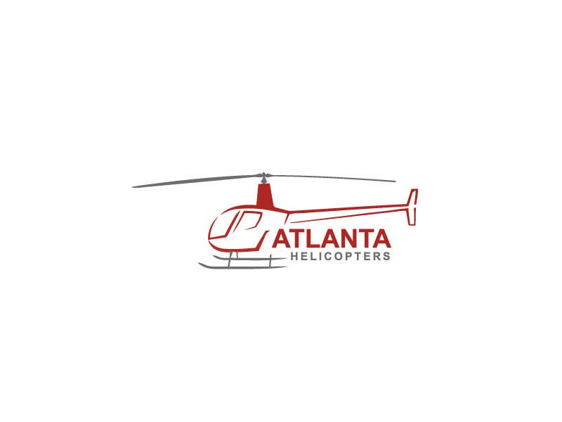 entry 69 by solzardesign for helicopter tour flight school logo