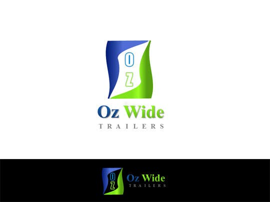Inscrição nº                                         29                                      do Concurso para                                         Logo Design for Oz Wide Trailers