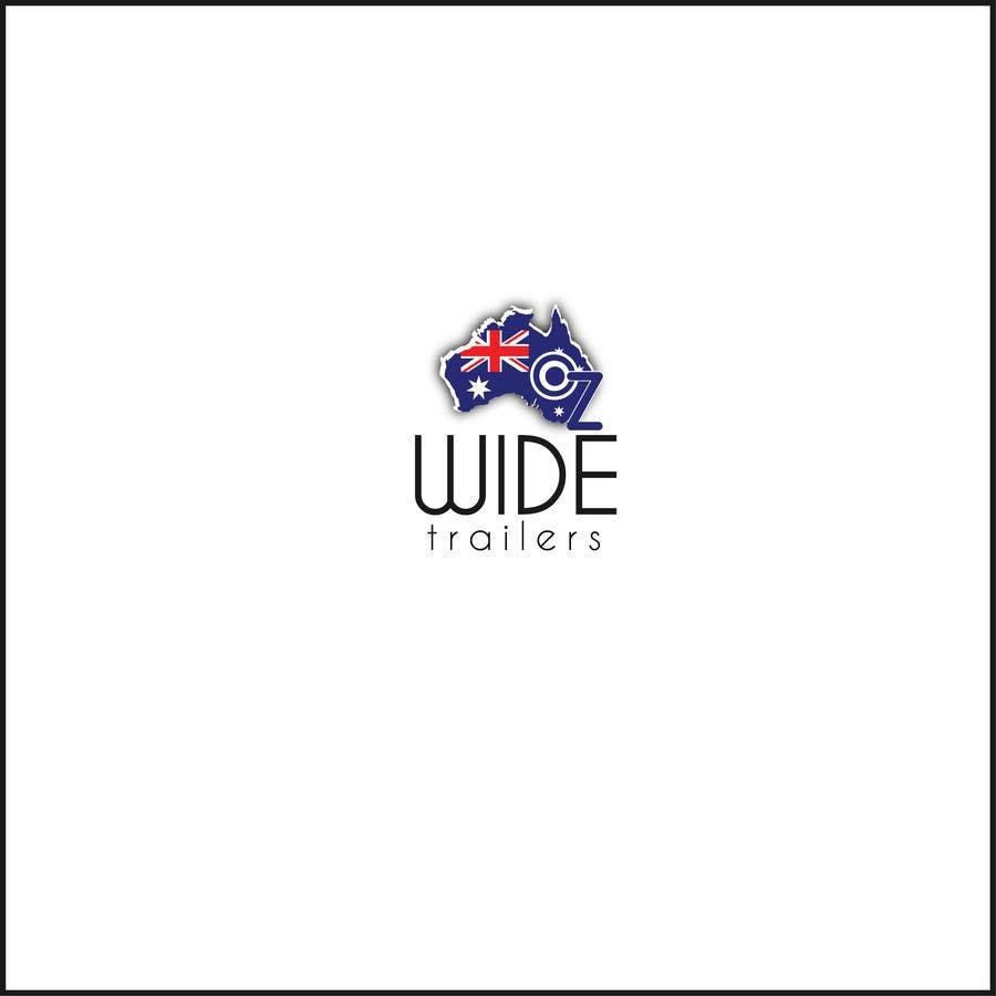 Inscrição nº                                         50                                      do Concurso para                                         Logo Design for Oz Wide Trailers
