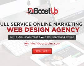 #12 for Design a Facebook Ad Banner for Full Service Web Design Agency by avizeet85