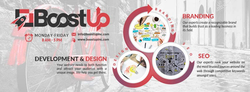 Contest Entry #23 for Design a Facebook Ad Banner for Full Service Web Design Agency