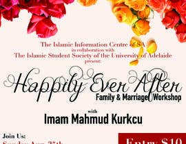 """#13 for """"Family & Marriage Workshop"""" Flyer - An Islamic Event by skrafman"""