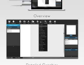 baoquynh132 tarafından User Interface design for Website Builder Software için no 14