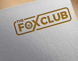 #124 for Design a Logo for The Fox Club by tomcruzdesign786
