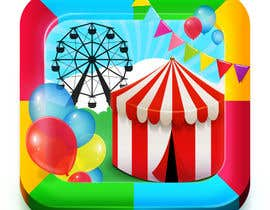 #47 для IOS App Icon Design for whichfestival.com от marcoartdesign