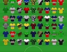 #51 for Design of bulk logos for a football fantasy application by Ecku