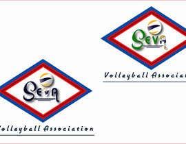 #12 cho logo for volleyball assosiation bởi Rumilem