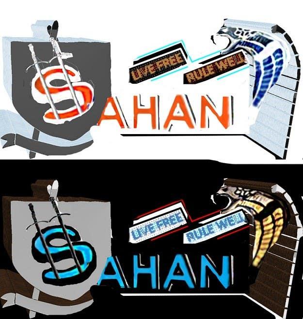 Konkurrenceindlæg #                                        17                                      for                                         Graphic Design for Sahan Hewadewa