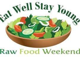 #17 for Design a Logo for Raw Food Weekend af adrif73