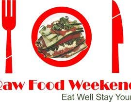 #9 for Design a Logo for Raw Food Weekend af yillibrown