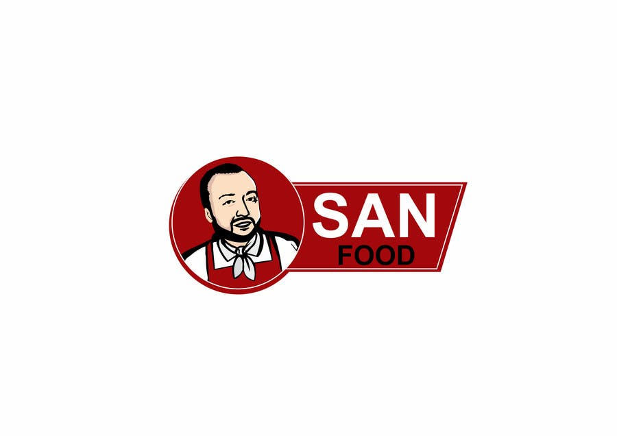 #110 for Logo for SAN Fast Food by narendraverma978