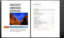 Contest Entry #21 for Word Document Template