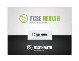 nº 189 pour Logo Design for Fuse Health par izzup