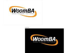 #113 для Logo Design for Woomba.com от hy1008