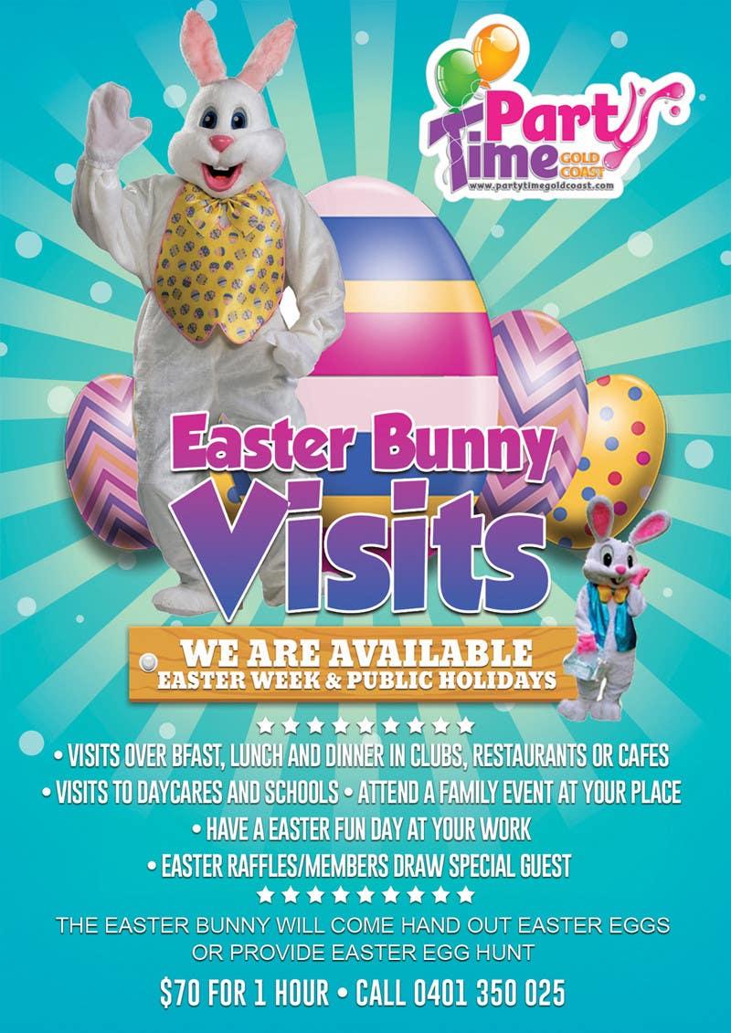 Easter Bunny Freelancer