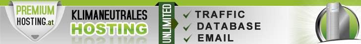 Penyertaan Peraduan #89 untuk Banner Ad Design for www.premium-hosting.at