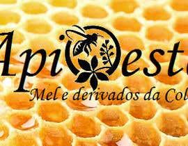 #5 para logo, apicultura, bees por gv11